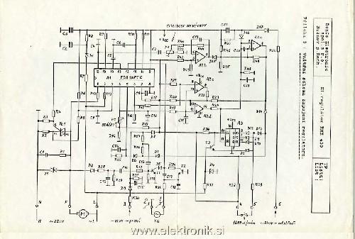 Тда 1085 схема с цифровым датчиком